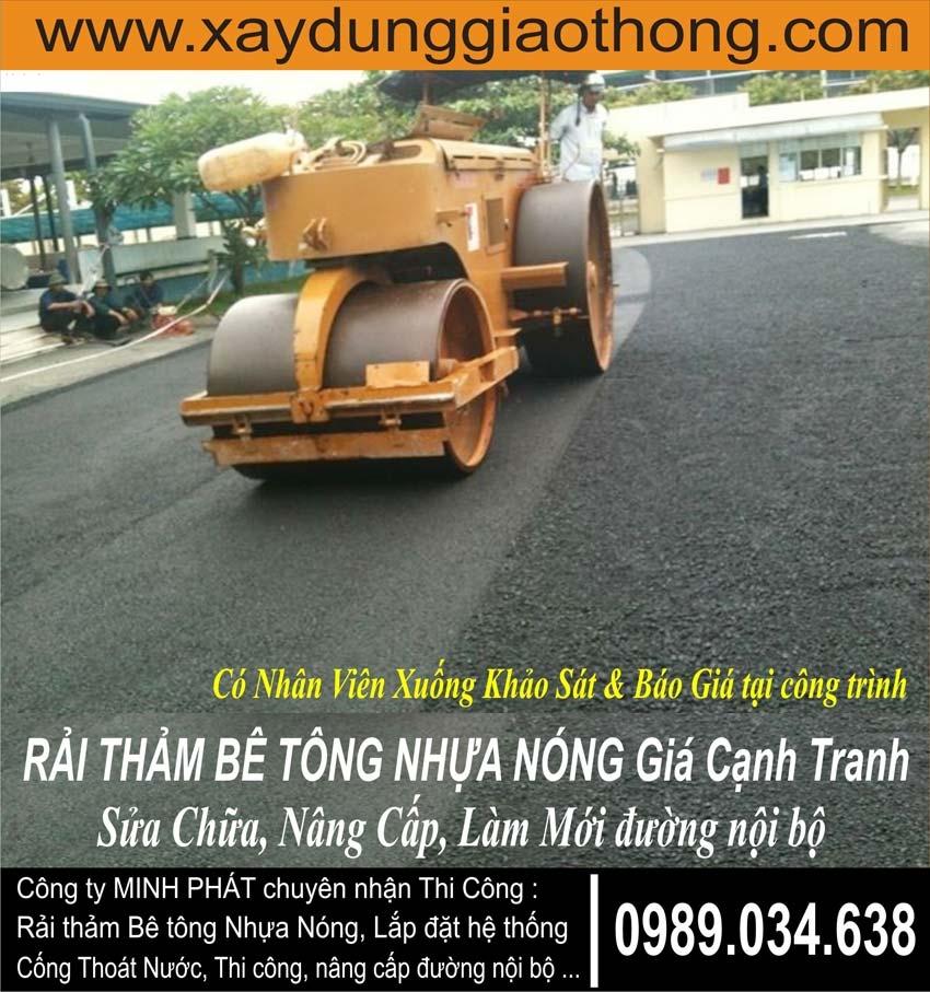 Nhận Thi Công Đường Nội Bộ_ rải betong nhựa_thảm bê tông nhựa nóng_bao gia nhua duong_ tham-betong-nhua-nong
